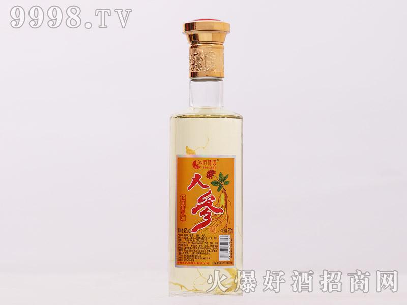 佰福园人参酒42度500ml