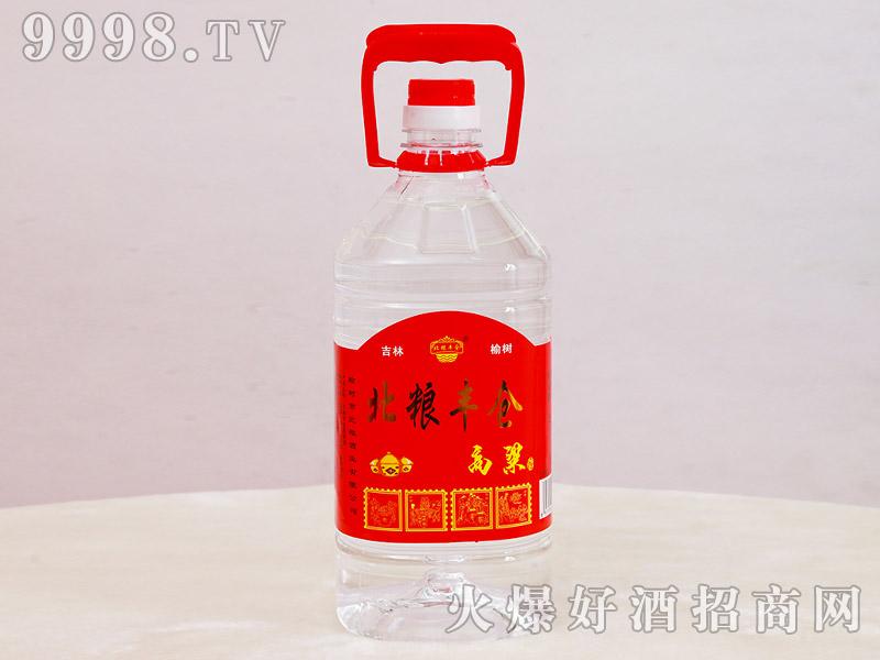 北粮丰仓高粱酒50°4L浓香型白酒
