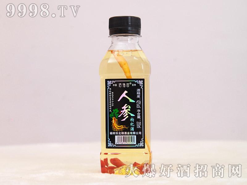 佰福园人参枸杞酒42°255ml